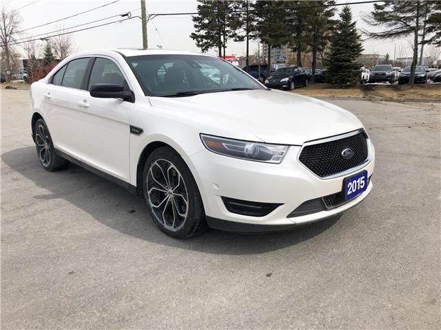 2015 Ford Taurus SHO (Stk: P8572) in Unionville - Image 2 of 27