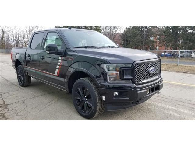 2019 Ford F-150 Lariat (Stk: 19FS1258) in Unionville - Image 1 of 16