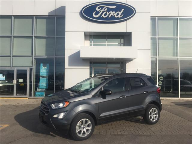 2019 Ford EcoSport SE (Stk: 19100) in Perth - Image 1 of 13