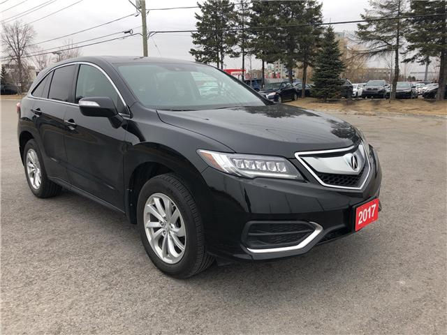 2017 Acura RDX Base (Stk: 18ED2291AA) in Unionville - Image 2 of 27