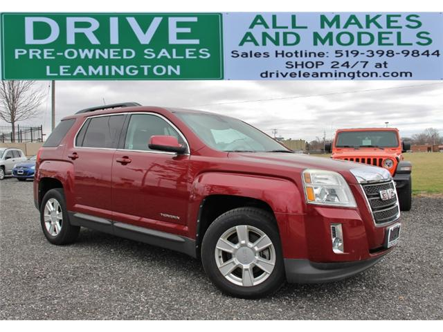 2011 GMC Terrain SLT-1 (Stk: D0038A) in Leamington - Image 1 of 27