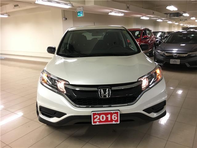 2016 Honda CR-V LX (Stk: V19543A) in Toronto - Image 2 of 12