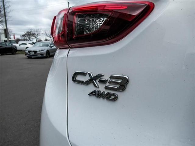 2016 Mazda CX-3 GS (Stk: P3947) in Etobicoke - Image 17 of 23