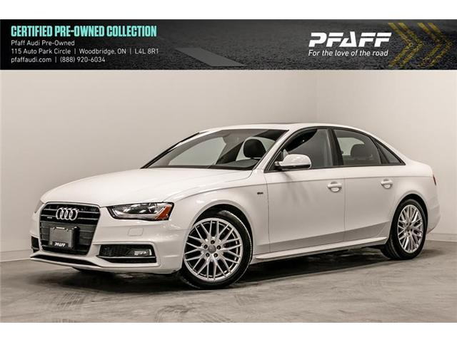 2015 Audi A4 2.0T Komfort (Stk: C6681) in Woodbridge - Image 1 of 22