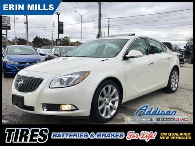2012 Buick Regal Turbo (Stk: UM28334) in Mississauga - Image 2 of 12