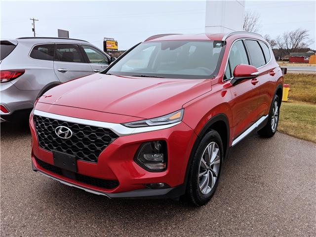 2019 Hyundai Santa Fe Preferred 2.4 (Stk: 95002) in Goderich - Image 1 of 15