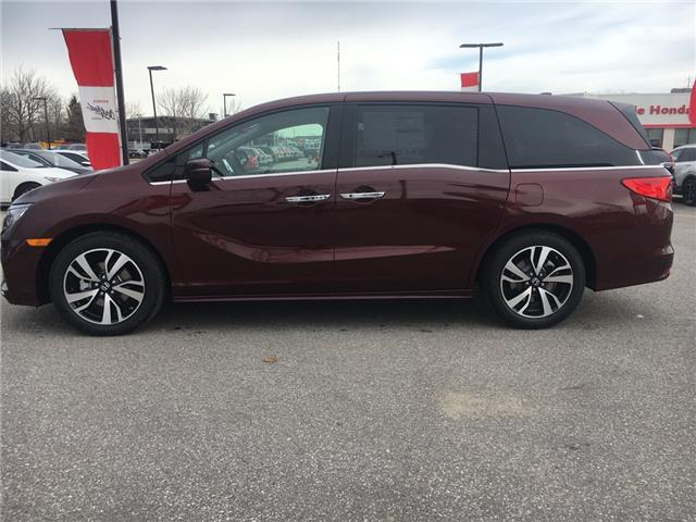 2019 Honda Odyssey Touring (Stk: 19805) in Barrie - Image 3 of 12