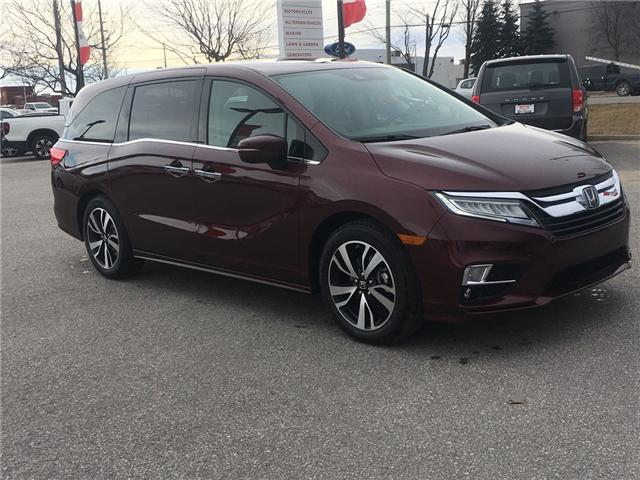 2019 Honda Odyssey Touring (Stk: 19805) in Barrie - Image 5 of 12