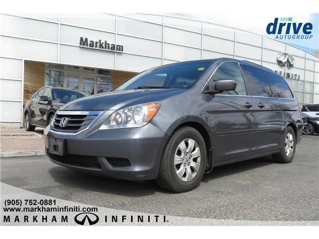 2010 Honda Odyssey SE (Stk: K708A) in Markham - Image 1 of 24