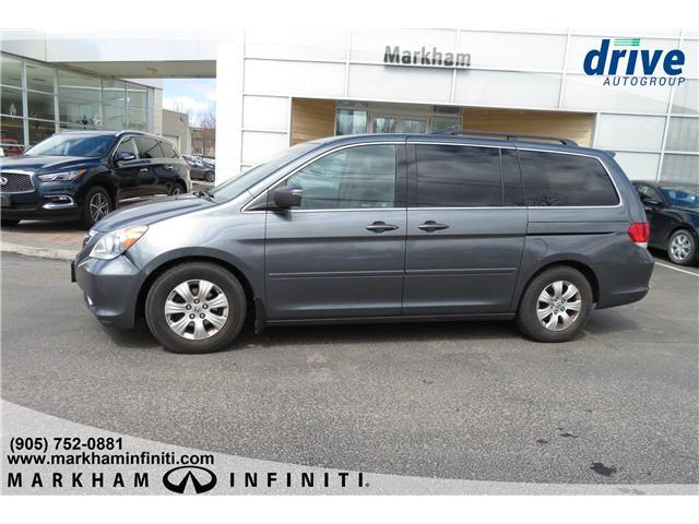 2010 Honda Odyssey SE (Stk: K708A) in Markham - Image 2 of 24