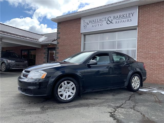 2013 Dodge Avenger Base (Stk: 586786) in Truro - Image 2 of 8