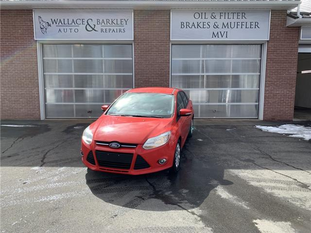 2012 Ford Focus SE (Stk: 110448) in Truro - Image 1 of 7