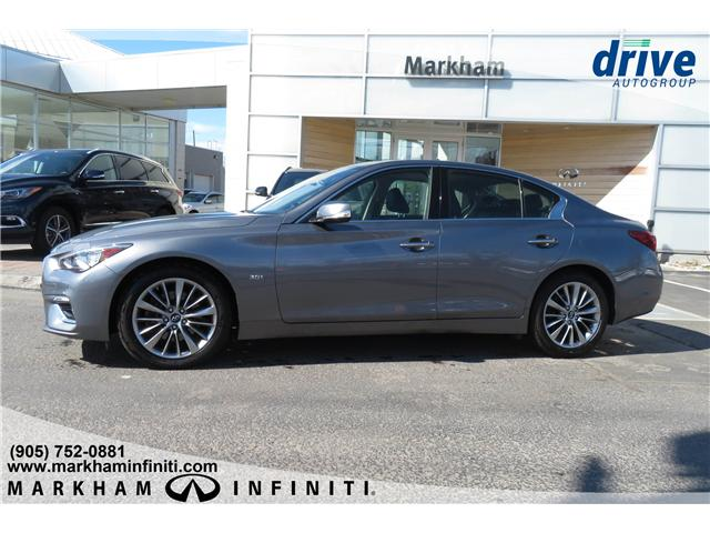 2018 Infiniti Q50 3.0t LUXE (Stk: P3178) in Markham - Image 2 of 26