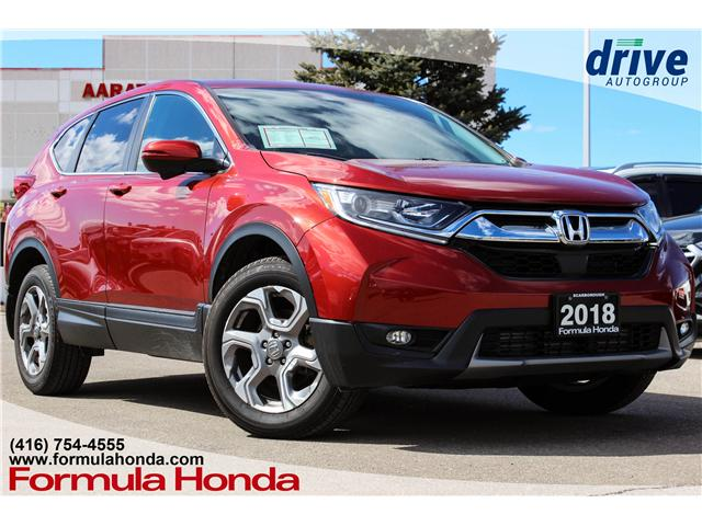 2018 Honda CR-V EX (Stk: 19-0080A) in Scarborough - Image 1 of 30