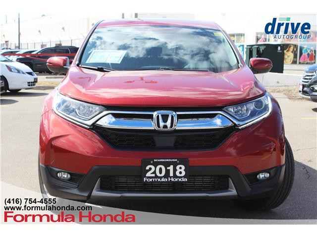2018 Honda CR-V EX (Stk: 19-0080A) in Scarborough - Image 4 of 30