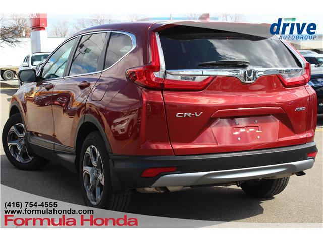 2018 Honda CR-V EX (Stk: 19-0080A) in Scarborough - Image 7 of 30