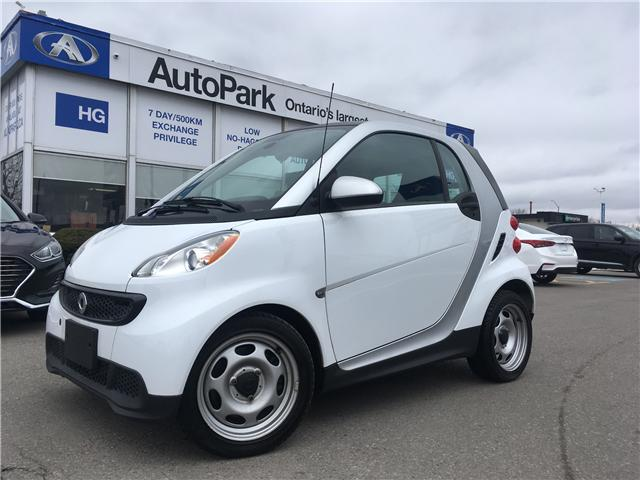 2015 Smart Fortwo  (Stk: 15-17821) in Brampton - Image 1 of 13