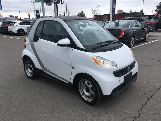 2015 Smart Fortwo  (Stk: 15-17821) in Brampton - Image 3 of 13