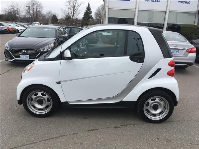 2015 Smart Fortwo  (Stk: 15-17821) in Brampton - Image 8 of 13