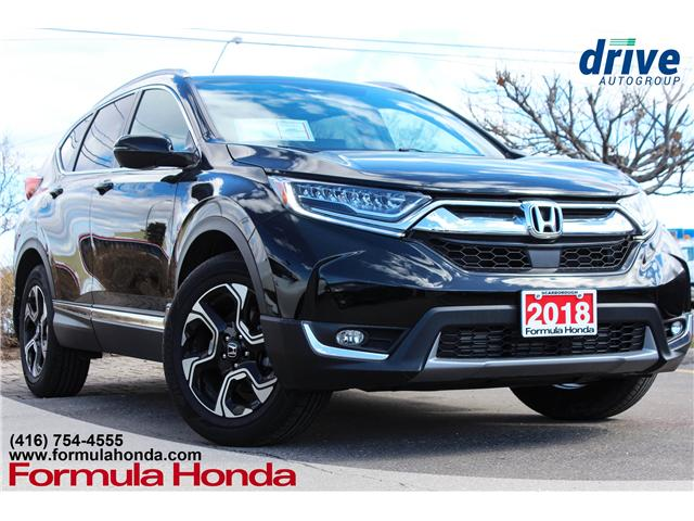 2018 Honda CR-V Touring (Stk: B11025) in Scarborough - Image 1 of 35