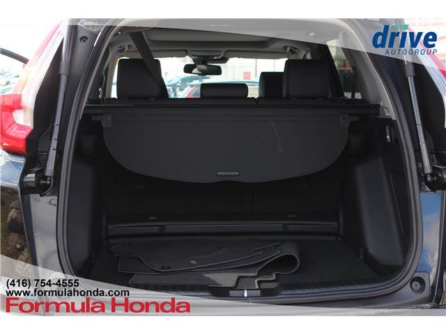 2018 Honda CR-V Touring (Stk: B11025) in Scarborough - Image 29 of 35