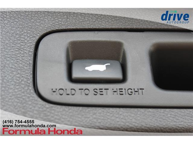 2018 Honda CR-V Touring (Stk: B11025) in Scarborough - Image 30 of 35