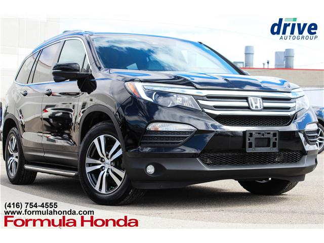 2016 Honda Pilot EX-L (Stk: B11072) in Scarborough - Image 1 of 34