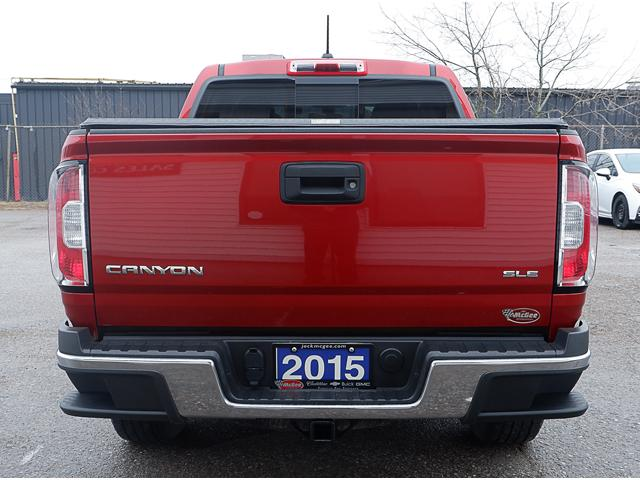 2015 GMC Canyon SLE (Stk: 19480A) in Peterborough - Image 5 of 20