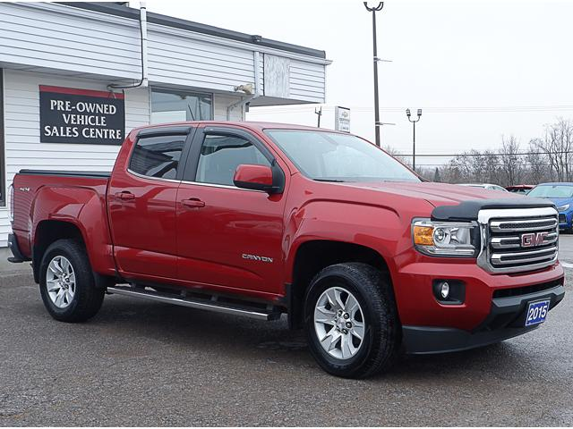 2015 GMC Canyon SLE (Stk: 19480A) in Peterborough - Image 11 of 20