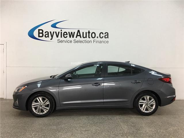 2019 Hyundai Elantra Preferred (Stk: 34664EW) in Belleville - Image 1 of 25