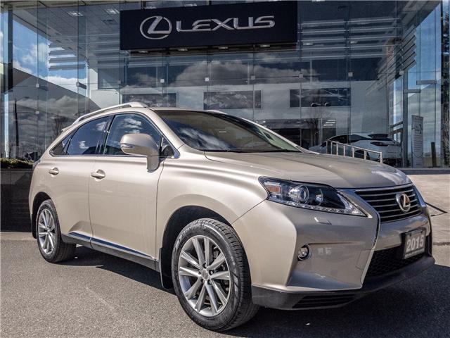 2015 Lexus RX 350 Sportdesign (Stk: 27744A) in Markham - Image 2 of 27