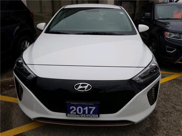 2017 Hyundai Ioniq EV SE (Stk: 39495A) in Mississauga - Image 2 of 19