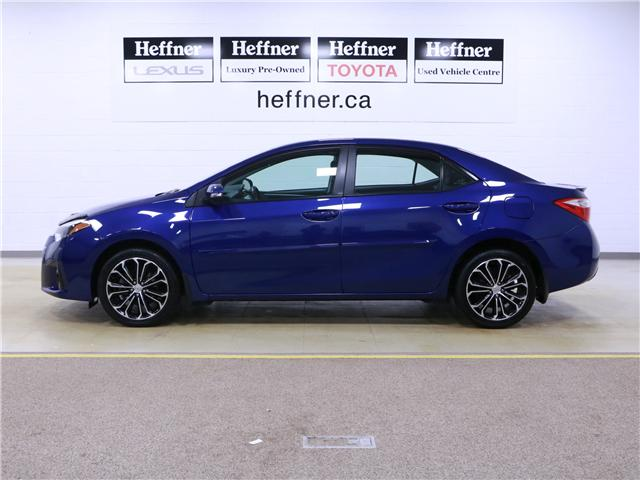 2014 Toyota Corolla S (Stk: 195221) in Kitchener - Image 18 of 29