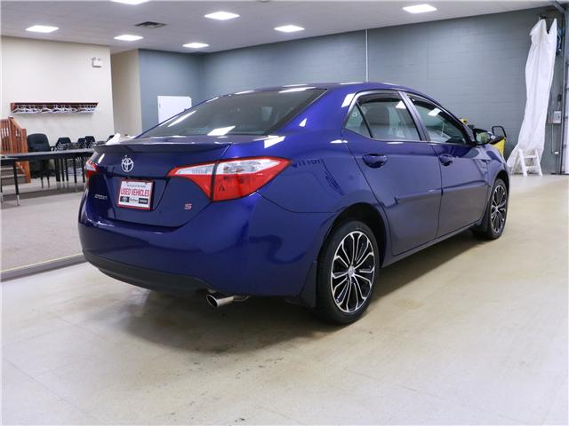 2014 Toyota Corolla S (Stk: 195221) in Kitchener - Image 3 of 29