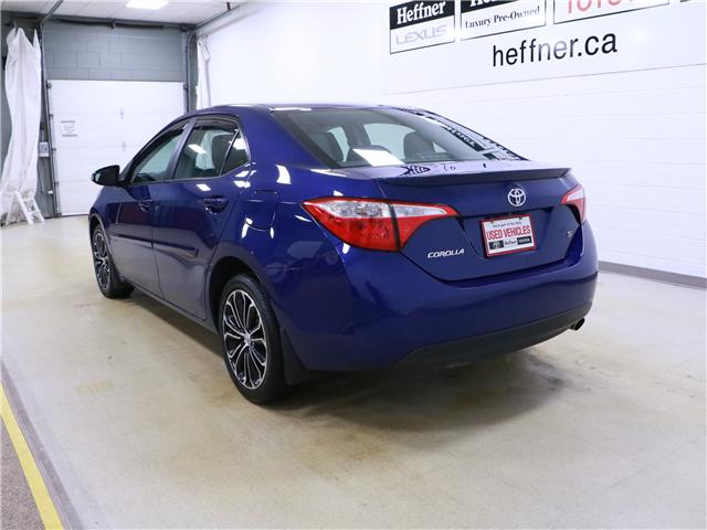 2014 Toyota Corolla S (Stk: 195221) in Kitchener - Image 2 of 29