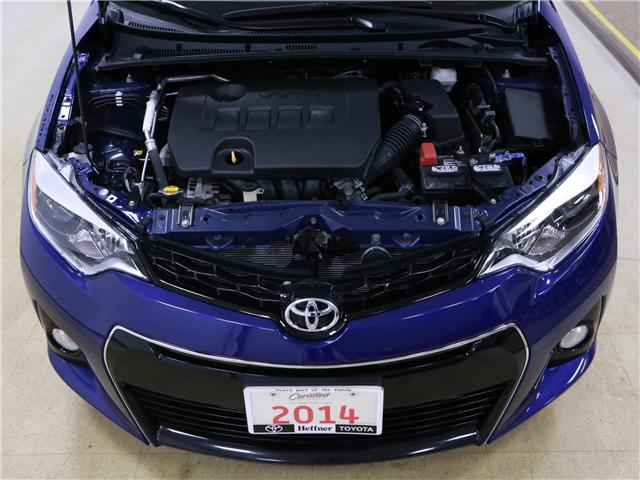 2014 Toyota Corolla S (Stk: 195221) in Kitchener - Image 26 of 29