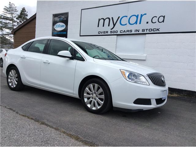 2015 Buick Verano Base (Stk: 190416) in Richmond - Image 1 of 17
