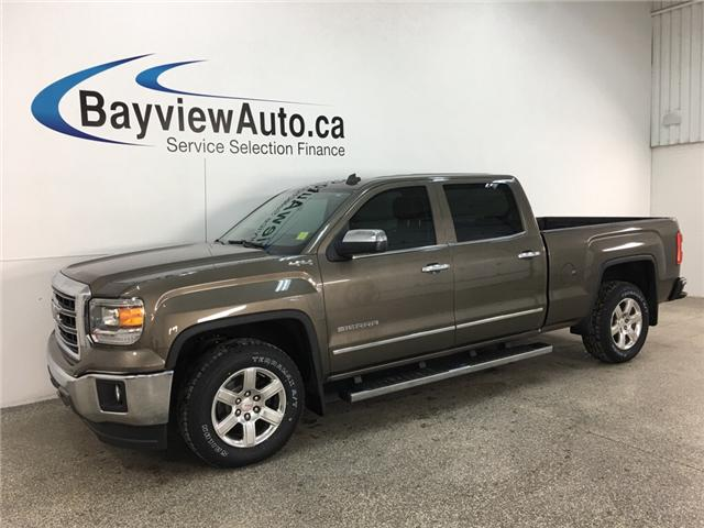 2014 GMC Sierra 1500 SLT (Stk: 34711JA) in Belleville - Image 1 of 29