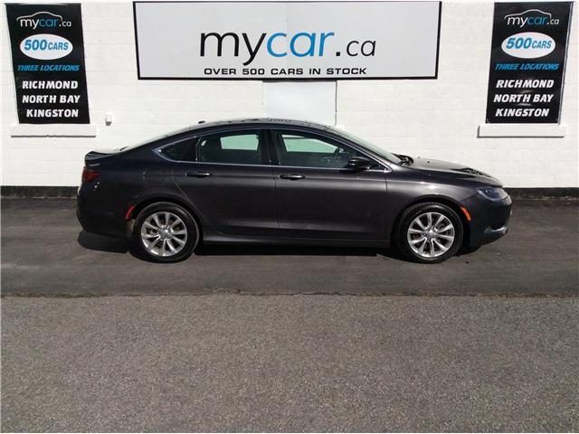 2015 Chrysler 200 C (Stk: 190352) in North Bay - Image 2 of 21