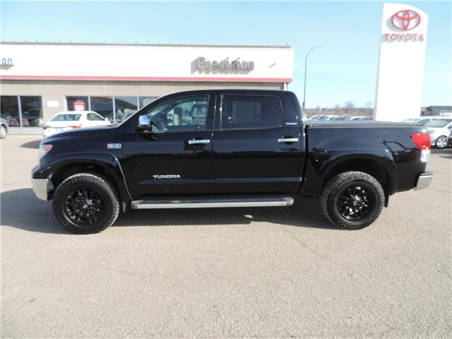 2011 Toyota Tundra Limited 5.7L V8 (Stk: 172681) in Brandon - Image 1 of 25