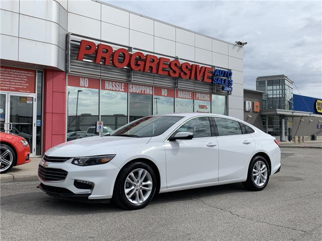 2018 Chevrolet Malibu LT (Stk: JF168334) in Sarnia - Image 1 of 19