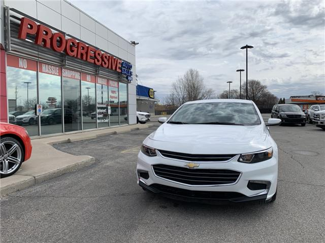 2018 Chevrolet Malibu LT (Stk: JF168334) in Sarnia - Image 2 of 19