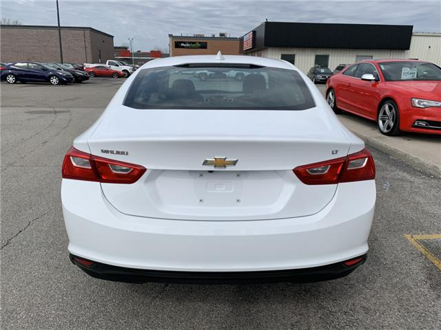 2018 Chevrolet Malibu LT (Stk: JF168334) in Sarnia - Image 6 of 19