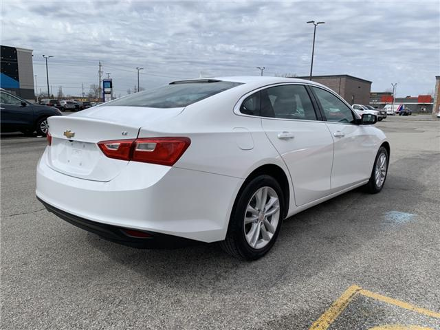2018 Chevrolet Malibu LT (Stk: JF168334) in Sarnia - Image 7 of 19