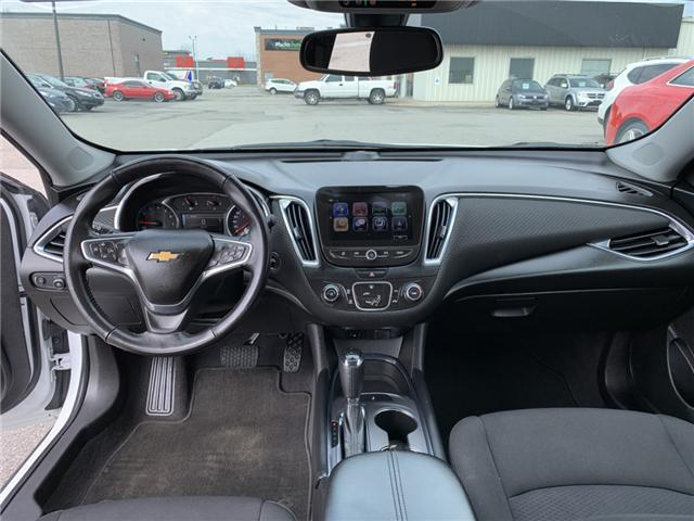 2018 Chevrolet Malibu LT (Stk: JF168334) in Sarnia - Image 12 of 19