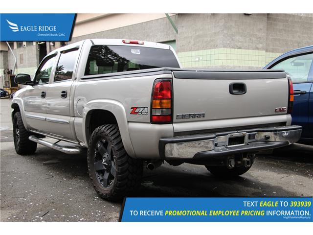 2005 GMC Sierra 1500 SLE (Stk: 058293) in Coquitlam - Image 2 of 5
