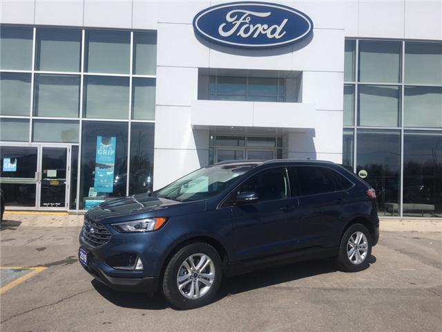 2019 Ford Edge SEL (Stk: 19191) in Perth - Image 1 of 13