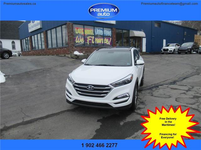 2018 Hyundai Tucson SE 2.0L (Stk: 727761) in Dartmouth - Image 1 of 27