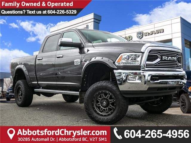 2015 RAM 3500 Longhorn (Stk: K805645A) in Abbotsford - Image 1 of 25