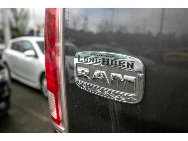 2015 RAM 3500 Longhorn (Stk: K805645A) in Abbotsford - Image 13 of 25